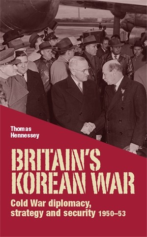 Cover Britain's Korean War