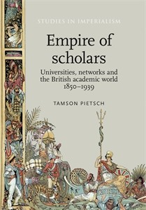 Cover Empire of scholars