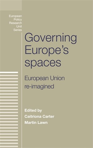 Cover Governing Europe's spaces
