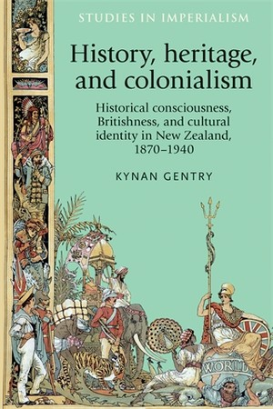 Cover History, heritage, and colonialism