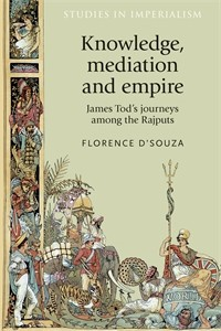 Cover Knowledge, mediation and empire