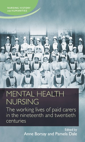 Cover Mental health nursing