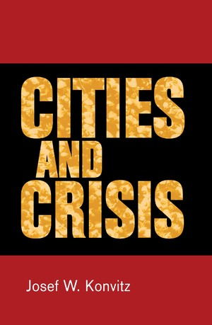 Cover Cities and crisis