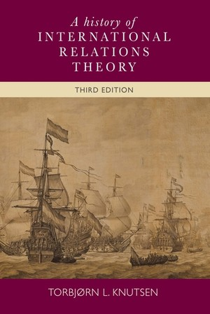 Cover A history of International Relations theory (third edition)