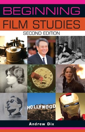 Cover Beginning film studies (second edition)