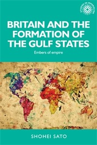 Cover Britain and the formation of the Gulf States