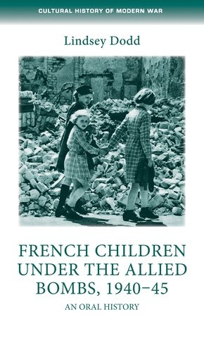 Cover French children under the Allied bombs, 1940–45