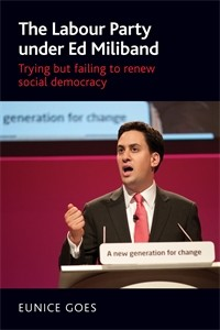Cover The Labour Party under Ed Miliband