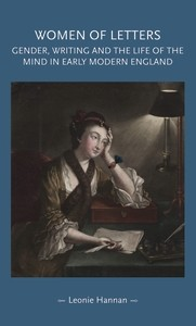 Cover Women of letters