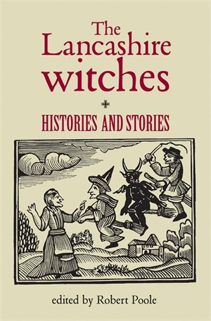 Cover The Lancashire witches