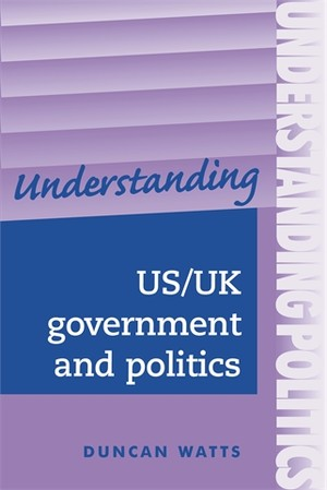 Cover Understanding US/UK government and politics