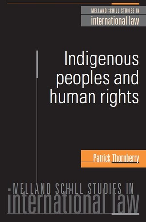 Cover Indigenous peoples and human rights