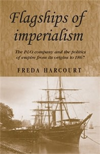 Cover Flagships of imperialism