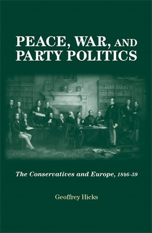 Cover Peace, war and party politics