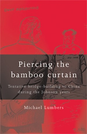 Cover Piercing the bamboo curtain