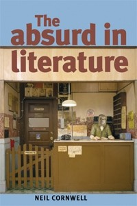 Cover The absurd in literature
