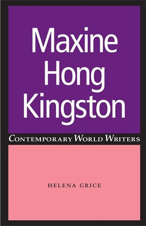 Cover Maxine Hong Kingston