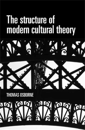 Cover The structure of modern cultural theory