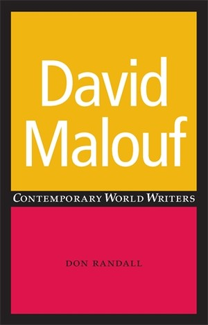 Cover David Malouf