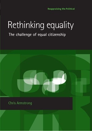 Cover Rethinking Equality