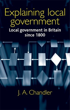 Cover Explaining local government
