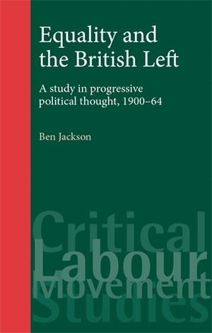 Cover Equality and the British Left