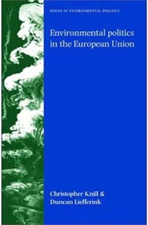 Cover Environmental politics in the European Union