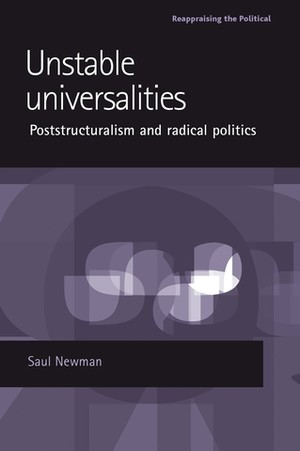 Cover Unstable universalities