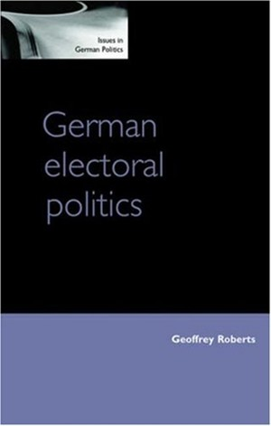 Cover German electoral politics