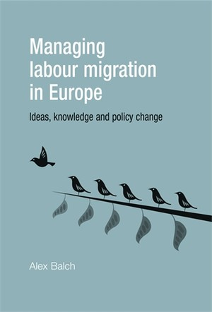 Cover Managing labour migration in Europe