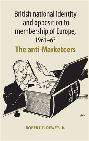 Cover British national identity and opposition to membership of Europe, 1961–63