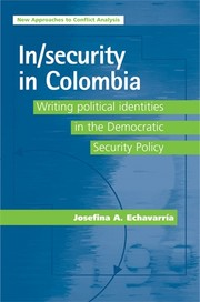 In/security in Colombia