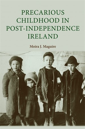 Cover Precarious childhood in post-independence Ireland