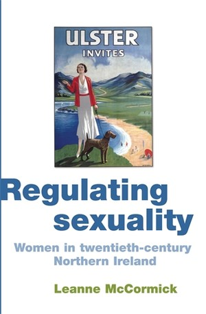 Cover Regulating sexuality