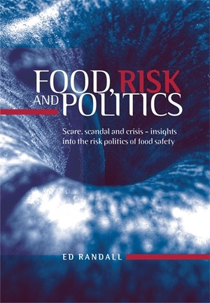 Cover Food, risk and politics