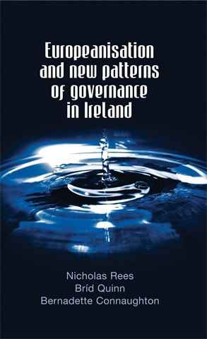 Cover Europeanisation and new patterns of governance in Ireland