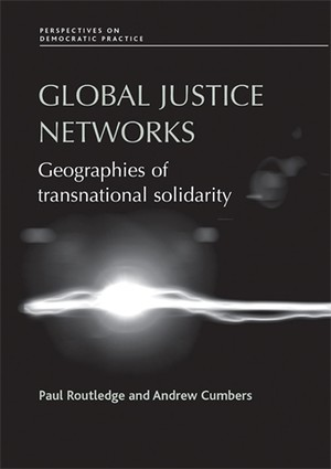 Cover Global justice networks