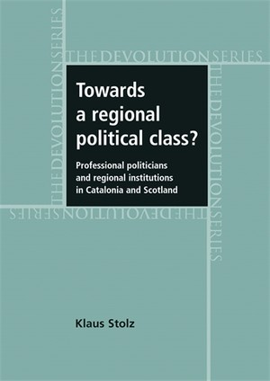 Cover Towards a regional political class?