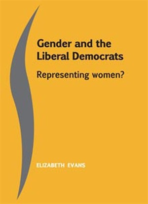 Cover Gender and the Liberal Democrats