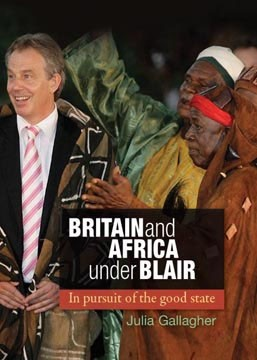 Cover Britain and Africa under Blair