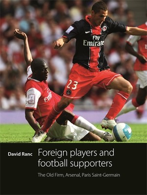 Cover Foreign players and football supporters