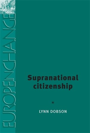 Cover Supranational Citizenship