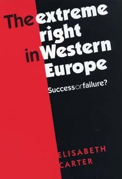 Cover The extreme right in Western Europe