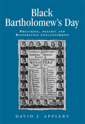 Cover Black Bartholomew's Day