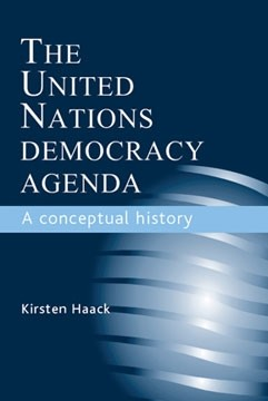 Cover The United Nations democracy agenda