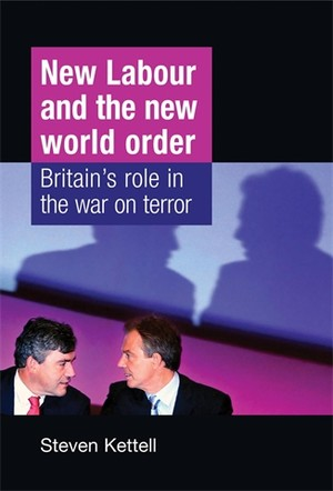Cover New Labour and the new world order