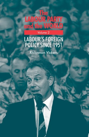 Cover The Labour Party and the world