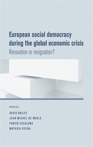 Cover European social democracy during the global economic crisis