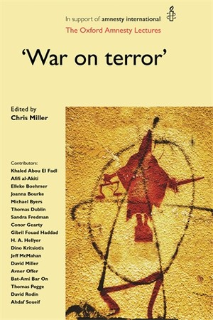 Cover 'War on terror'