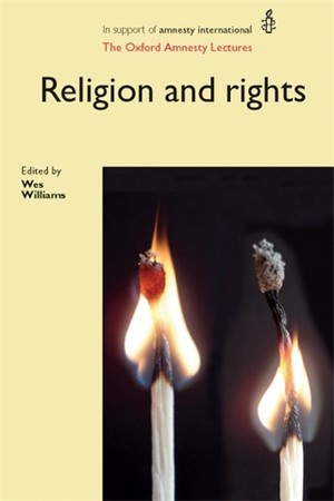 Cover Religion and rights